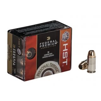 Federal Personal Defense HST 45ACP 230GR FEDP45HST2S