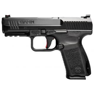 """Century TP9SF Elite 9mm Luger 4.19"""" Barrel W/ Warren Tactical Sights 15+1 Black HG3898N"""