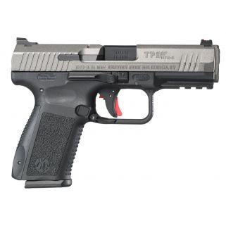 "Century TP9SF Elite 9mm Luger 4.19"" Barrel W/ Warren Tactical Sights 15+1 Tungsten HG3898TN"