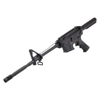 "Colt LE6920 223 Remington/5.56NATO 16.1"" Barrel W/ A2 Front Sights 30+1 Black LE6920-OEM1"