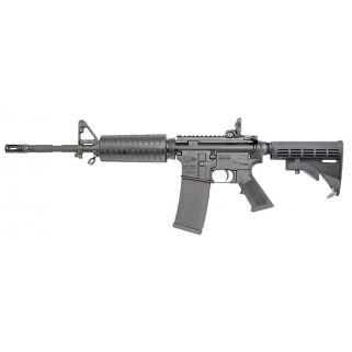 """Colt M4 5.56NATO 14.5"""" Barrel W/ MagPul MBus Sights 30+1 Black LE6920HBPW"""