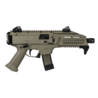 "CZ Scorpion Evo S1 9mm 7.72"" 20+1 FDE 91352"