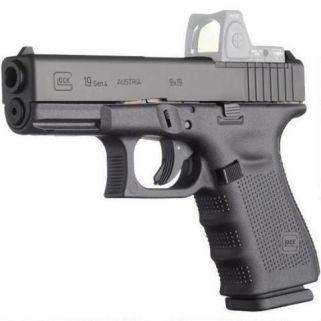 "Glock 19 MOS Gen 4 9mm 4.02"" Barrel 15+1 PG1950203MOS"