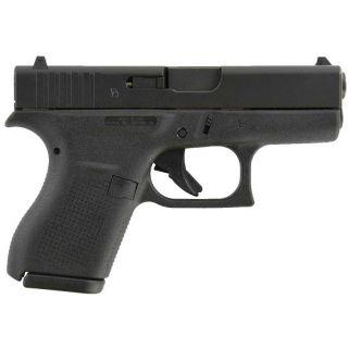 "Glock G42 Gen 3 Sub-Compact 380ACP 3.25"" Barrel 6+1 UI4250201"