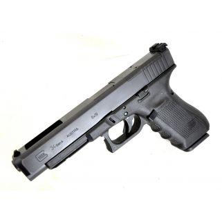 """Glock 34 MOS Gen 4 9mm 5.31"""" Barrel 17+1 UG3430103MOS"""