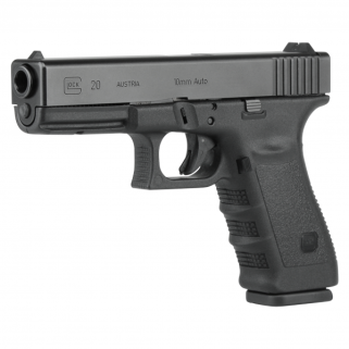 "Glock G20SF 10mm 4.6"" Barrel 10+1 PF2050201"