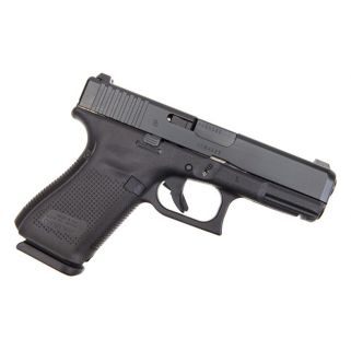 "Glock G19 Gen 5 9mm Luger 4.02"" Barrel W/ Night Sights 10+1 PA1950701"