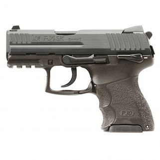 HK P30SK V3 9MM SUBCOMP NS REAR DECOCK 3 10RD