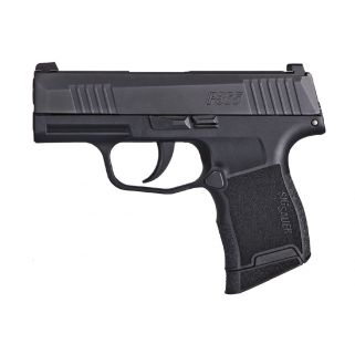 "Sig Sauer P365 Micro-Compact 9mm Luger 3.1"" BarrelW/ Xray3 Night Sights 10+1 3659BXR3"