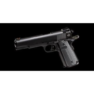 "Rock Island Armory 1911 Rock Ultra 9mm 5"" Barrel W/ Fiber Optic Sights 9+1 Black 51623"