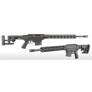 "Ruger Precision Rifle 308WIN 20"" Hammer Forged Barrel 10+1 18004"