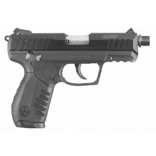 """Ruger SR22 Standard 22LR 3.5"""" Barrel 10+1 Black Polymer Grip/Aluminum Alloy 3604"""