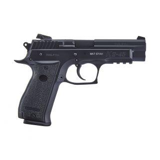 """Sar Arms K2 45ACP 4.7"""" Barrel 14+1 Black SARK245BL"""