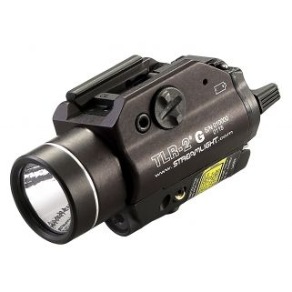 STREAM TLR-2G TACTICAL LIGHT/GREEN LASER