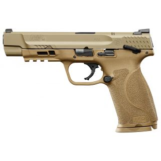 "Smith & Wesson M&P 2.0 40S&W 5"" Barrel 15+1 Flat Dark Earth 11595"