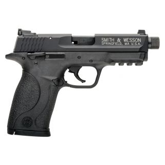 """Smith & Wesson M&P Compact 22LR 3.5"""" Threaded Barrel 10+1 10199"""