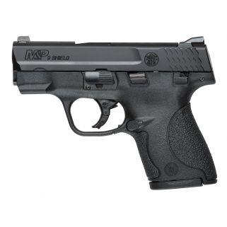 """S&W M&P Shield 9mm 3.1"""" Barrel 7+1/8+1 180021"""