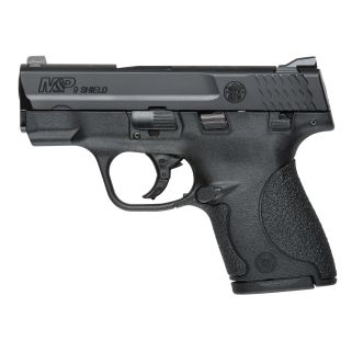 "Smith & Wesson M&P Shield 9mm Luger 3.1"" Barrel 7+1/8+1 180021"