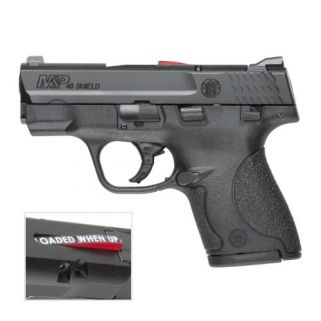 """Smith & Wesson M&P Shield 40S&W 3.1"""" Barrel 6+1/7+1 *CA Compliant* 187020"""
