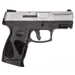 """Taurus G2C 9mm 3.2"""" Barrel 12+1 1G2C93912"""