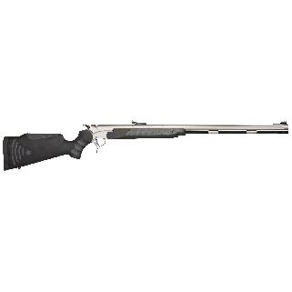 "Thompson Center Pro Hunter XT 50 Caliber 28"" Barrel W/ Adjustable Fiber Optic Sights 1Rd Black/Stainless 28205744"