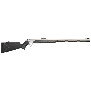 "Thompson Center Pro Hunter XT 50 Caliber 28"" Barrel W/ Adjustable Fiber Optic Sights 1Rd Black/Stainless 28205744"
