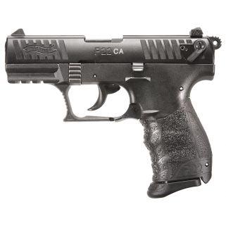 """Walther P22 22LR 3.42"""" Barrel 10+1 Black  *CA Compliant*5120333"""