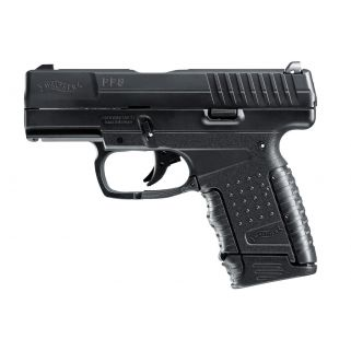 """Walther PPS 40 S&W 3.2"""" Barrel 7+1 2796384"""