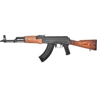 "Century GP WASR-10 7.62NATO 16.25"" Barrel W/ Adjustable Sights 30+1 Wood Stock/Blued RI1805N"