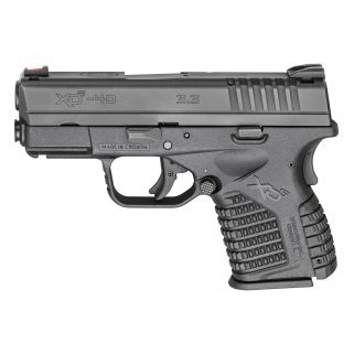 """Springfield Armory XDS 40S&W 3.3"""" Barrel 6+1/7+1 Black Melonite XDS93340BE"""