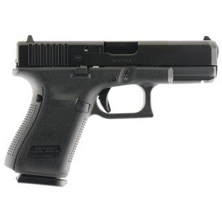 "Glock 19 Gen 5 9mm Ameriglo Night Sights 4.02"" Barrel 15+1 PA1950303AB"