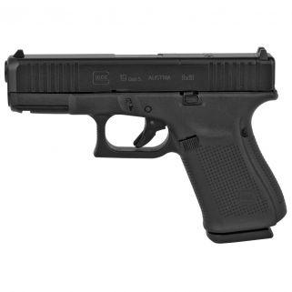 "Glock 19 Gen 5 MOS 9mm 4.02"" Barrel 15+1 PA195S203MOS"