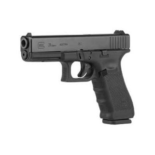 """Glock 31 Gen 4 357SIG 4.48"""" Barrel 10+1 Fixed Sights PG3150201"""
