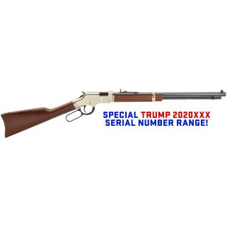 "Trump Henry Golden Boy Rifle 22LR 20"" H004TRUMP"