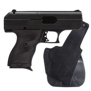 "Hi-Point Beemiller C-9 9mm 3.5"" Barrel W/ 3 Dot Sights 8+1 Black-Glaco Holster Included 916G"