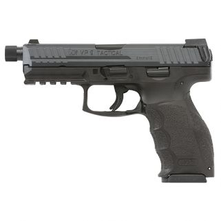 "Heckler & Koch VP Tactical 9mm 4.7"" 15+1 700009TLEA5"