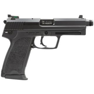 HK USP45 TACTICAL 45ACP BLUE ADJ NS 3 12RD