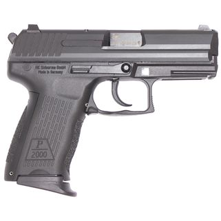 HK P2000 9MM BLUE 2 10RD DECOCKER CA LEGAL