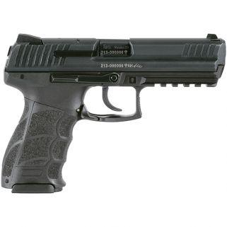 """Heckler & Koch P30L Longslide V1 LEM 9mm Luger 4.45"""" Barrel W/ 3 Dot Sights 15+1 2 Mags M730901L-A5"""