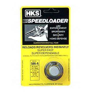 HKS SPDLR 357 6SH S&W 686 RUG GP100