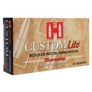 Hornady Custom Lite 30-06 Springfield 125 Grain SST 20 Round Box 81066
