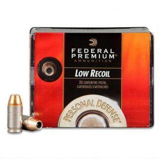 Federal Premium 380ACP Hydra-Shok JHP 90 Gr 20 Rd Box PD380HS1H
