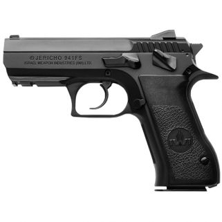 IWI JERICHO 941 FS-9 9MM 3.8 BLK STEEL AS 16RD