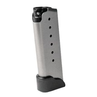 Kahr MK9/PM9 9mm Magazine 7Rd Stainless W/Grip Extension MK720