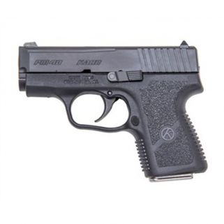 "Kahr PM40 40S&W 3"" Barrel W/Combat Sights 5+1/6+1 Black/Matte Blackened Stainless *CA Compliant* USED PM4044"