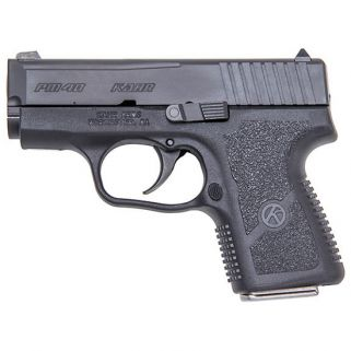 "Kahr PM40 40S&W 3"" Barrel 5+1/6+1 Black/Matte Blackened Stainless *CA Compliant* Blemished PM4044"