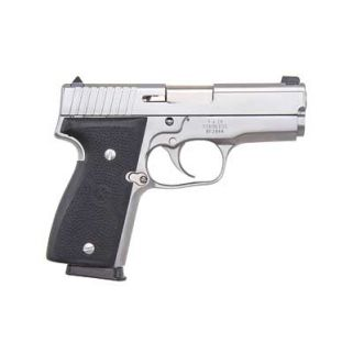 "Kahr K9 9mm 3.5"" Barrel W/Fixed Sights 7+1 Black/Matte Stainless *CA Compliant* K9093A"