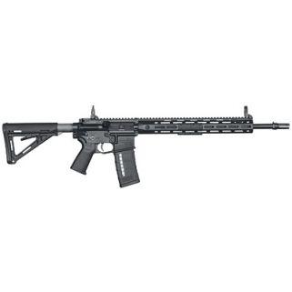 "Knights Armament SR-15 LPR Mod2 223 Remington/5.56NATO 18"" Barrel 30+1 Black KAC31973"