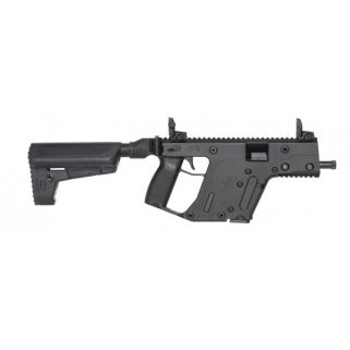 "Kriss Vector SBR Gen II 40S&W 5.5"" Barrel W/ Flip-Adjustable Sights 17+1 Black KV40SBL20"