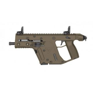 "Kriss Vector SDP Gen II 9mm 5.5"" Barrel W/ Flip-Adjustable Sights 17+1 Flat Dark Earth KV90PFD20"